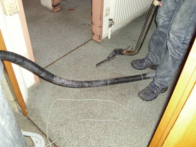 Renovácia strojovým čistením podlahy Prievidza